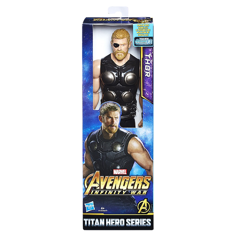 Marvel Avengers Titan Hero - Assorted