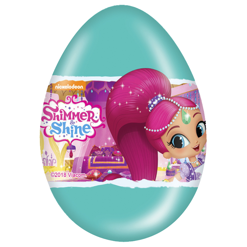Shimmer And Shine Egg - 20g - Assorted