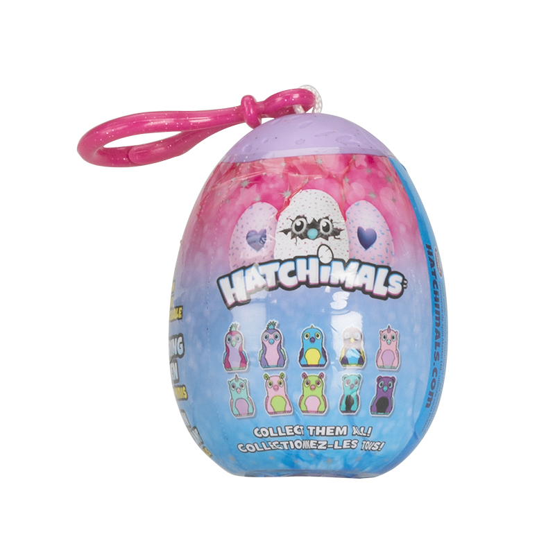 Hatchimals G.G. 2.5in Clip On - Assorted