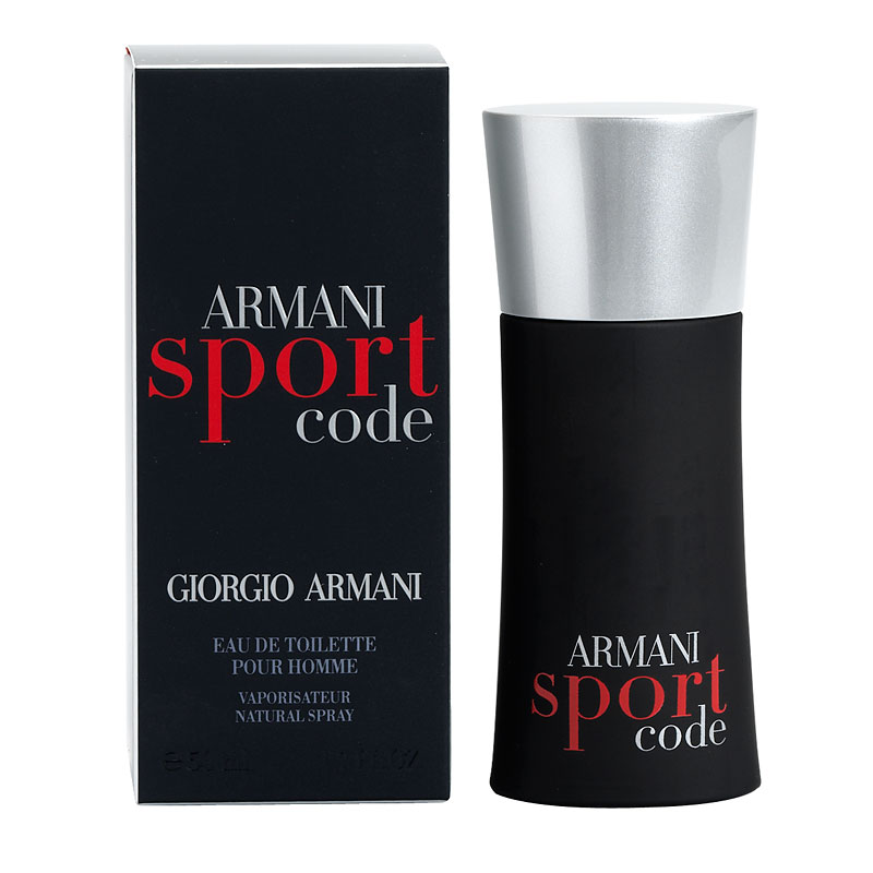 Armani Code Sport Eau de Toilette Spray - 50ml