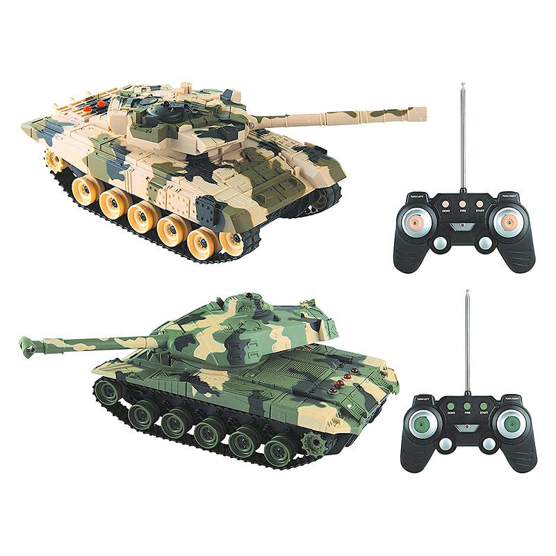Rock'n RC Battle Tanks - RC7939