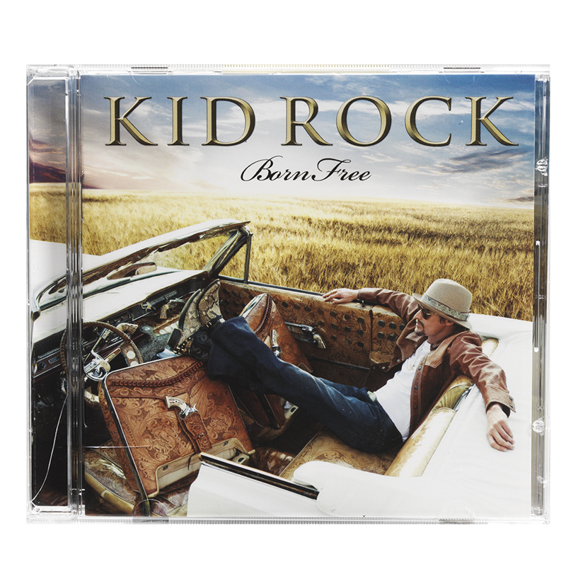 Kid Rock - Born Free - CD