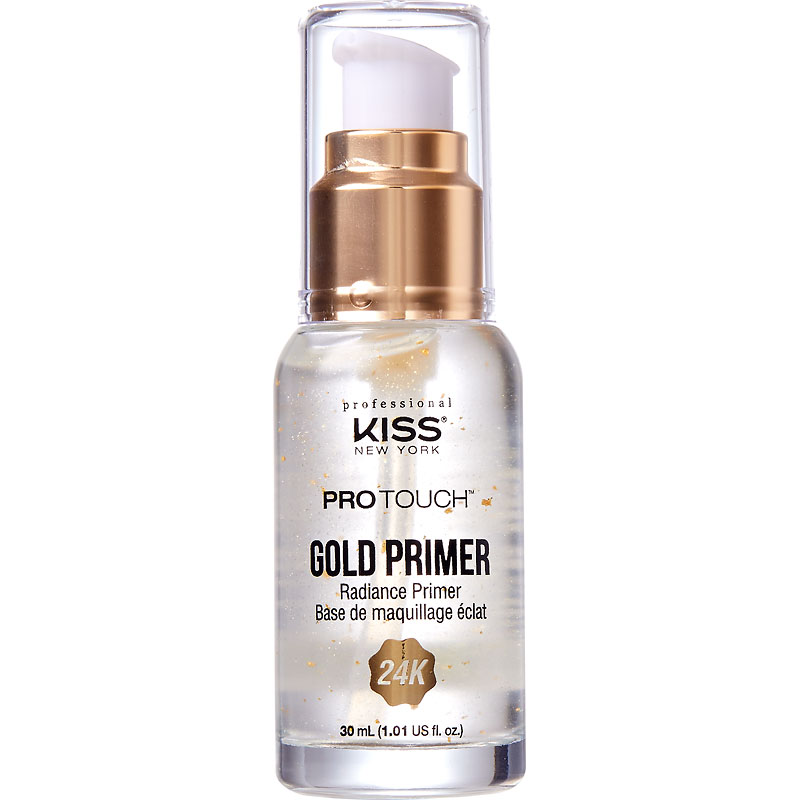 KISS NY Professional Pro Touch Gold Primer