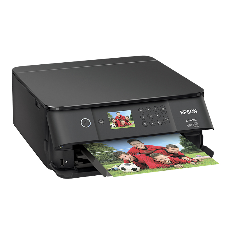 Epson Expression Premium XP-6000 Small-in-One Printer - C11CG18201