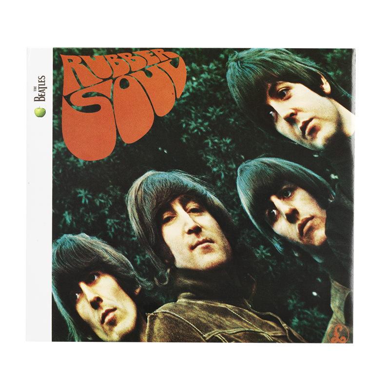 The Beatles - Rubber Soul: Remastered - CD