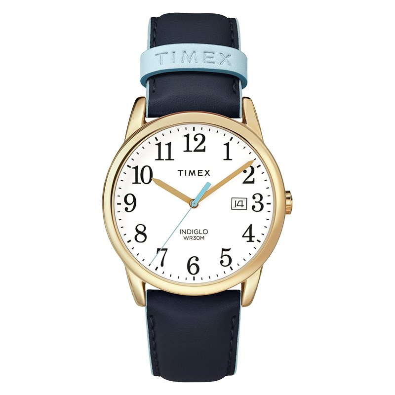 Timex Women's Full Easy Reader Watch - Blue - TW2R62600GP