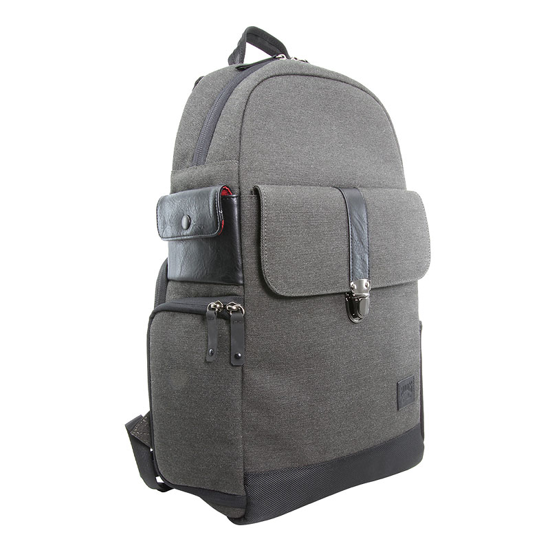 Roots Uptown Backpack - Grey - RUF30