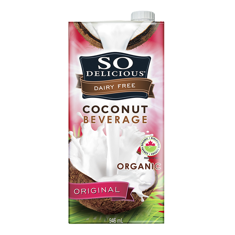 So Delicious Coconut Milk - Original - 946ml