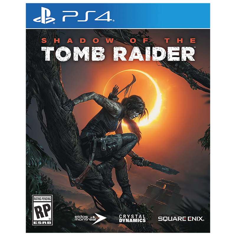 PRE ORDER: PS4 Shadow of the Tomb Raider