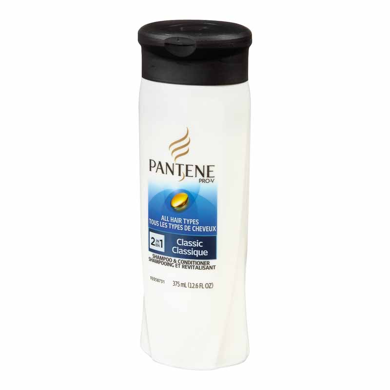 Pantene Pro-V Classic Clean 2 in 1 Shampoo & Conditioner - 375ml