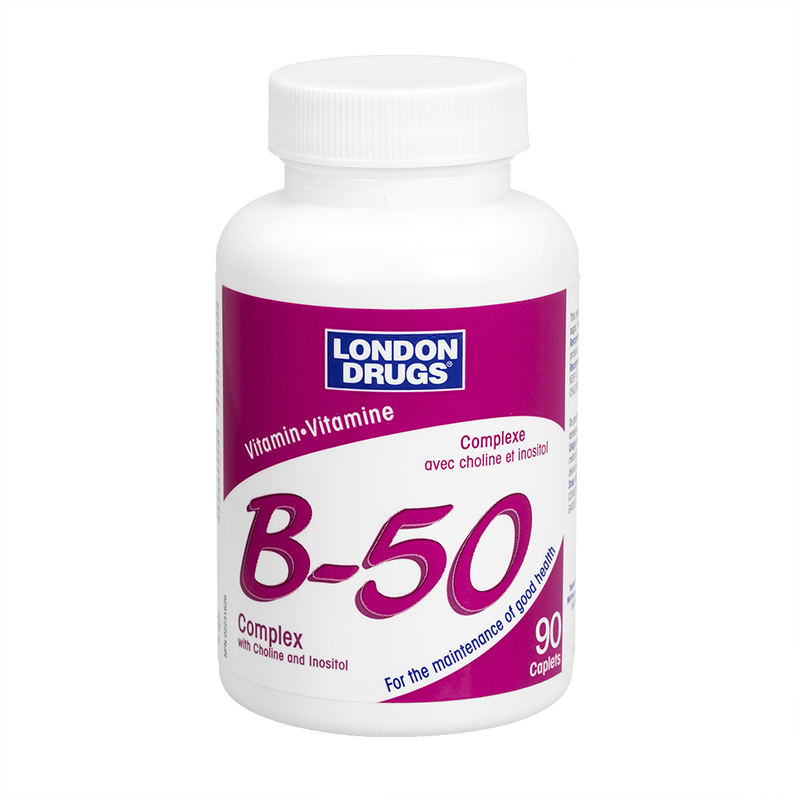 London Drugs B-50 Complex - 90's