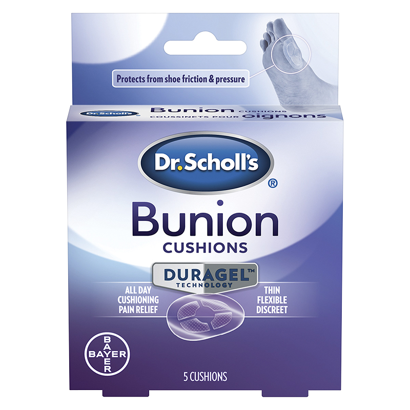 Dr. Scholl's Bunion Cushions - 5's
