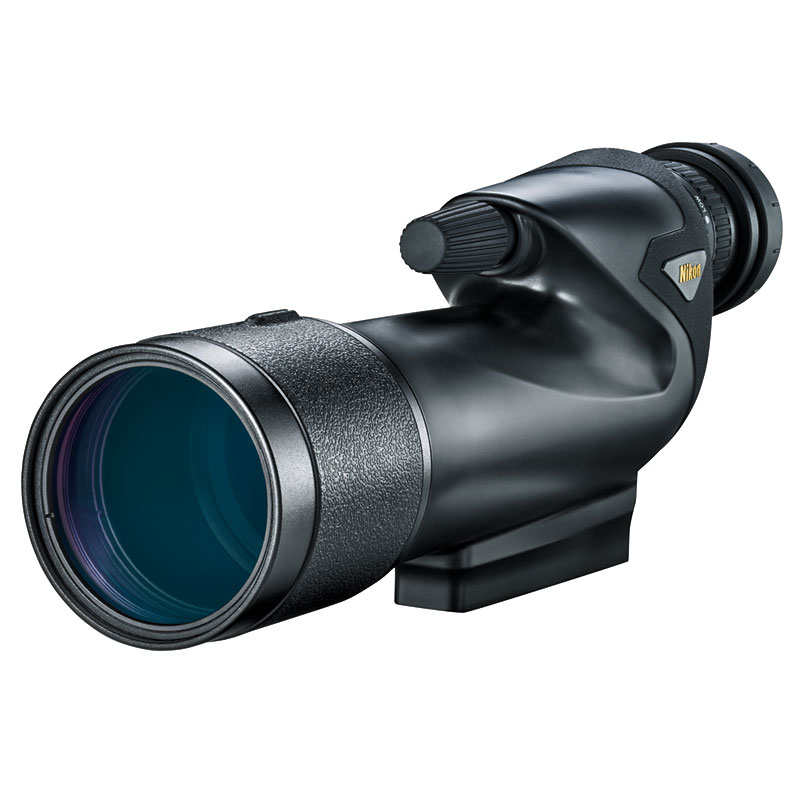 Nikon Prostaff 5 60mm Straight Body Scope - No Eyepiece - Black - 8776