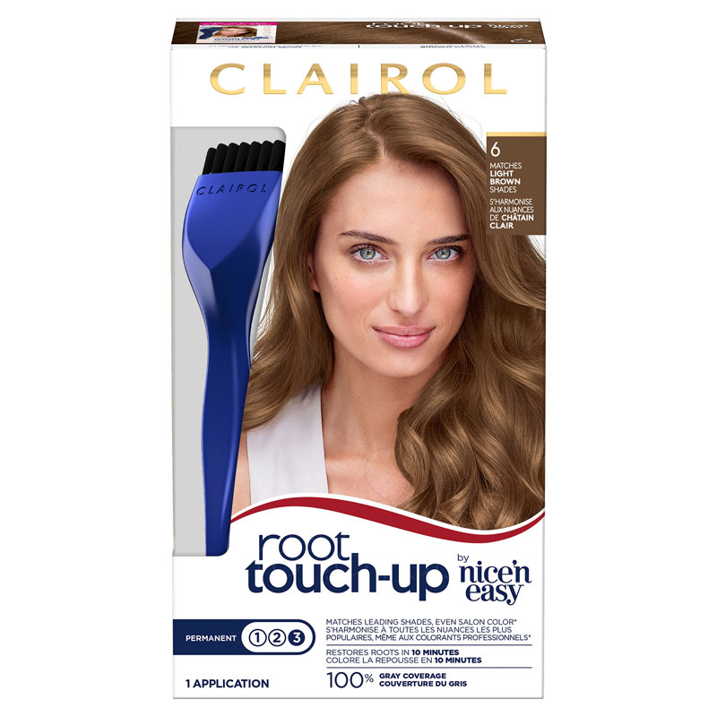Clairol Nice \'N Easy Root Touch Up - 6 Light Brown
