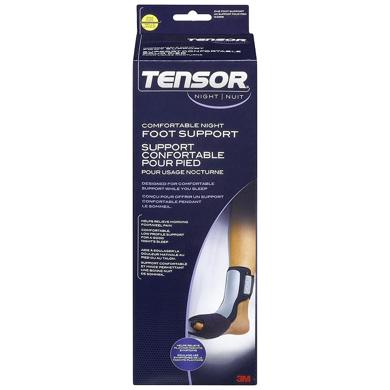 Tensor Comfortable Night Foot Support