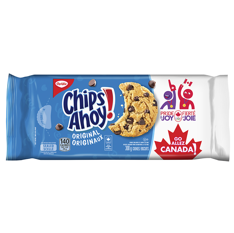 Christie Chips Ahoy! - Original - 300g