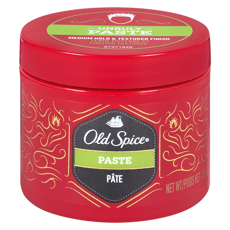 Old Spice Unruly Paste - 75g