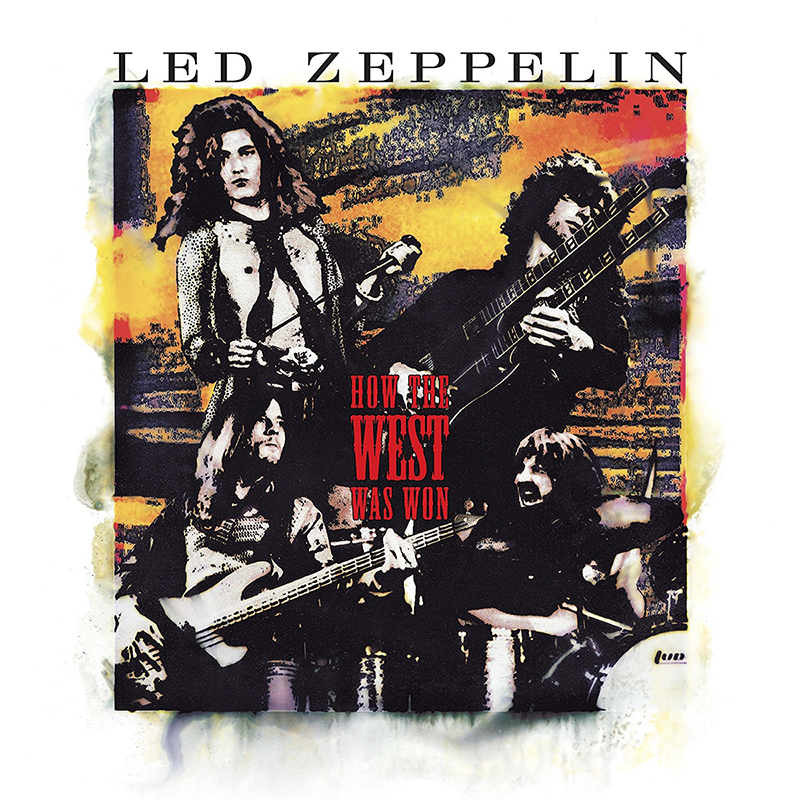 Led Zeppelin - How The West Was Won (Remastered) - 3 CD