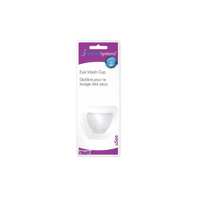 PharmaSystems uSee Eye Wash Cup - PS950