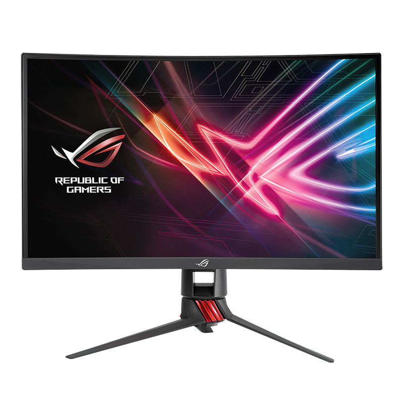 Asus ROG 27inch 144Hz Curved Gaming Monitor with FreeSync - XG27VQ