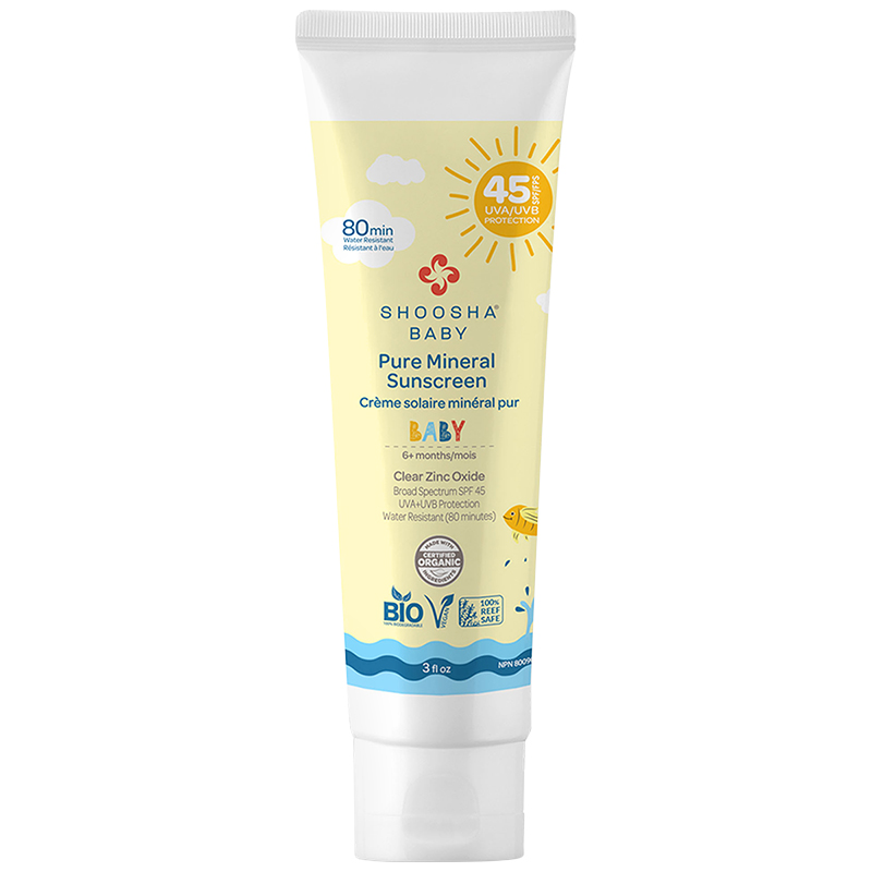 Shoosha Baby Pure Mineral Sunscreen - 90ml