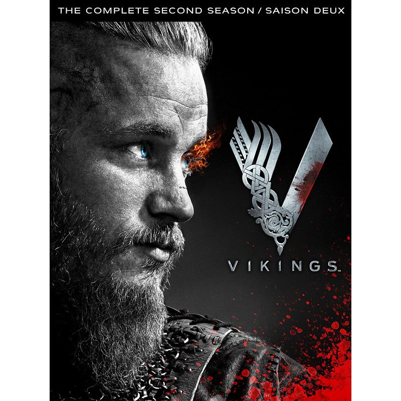 Vikings - Season 2 - DVD