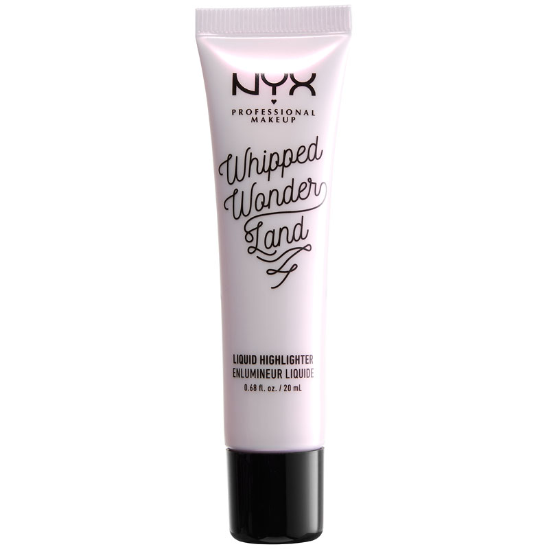 NYX Professional Makeup Whipped Wonderland Liquid Highlighter - 01 Flight of the Fairy