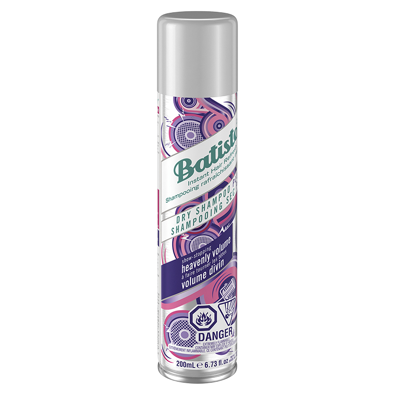 Batiste Dry Shampoo - Heavenly Volume - 200ml