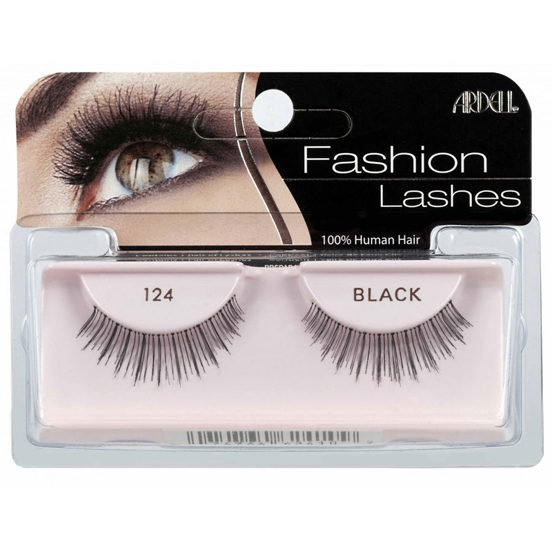 38d8b7ede3d Ardell Fashion Lashes - Black - 124 | London Drugs