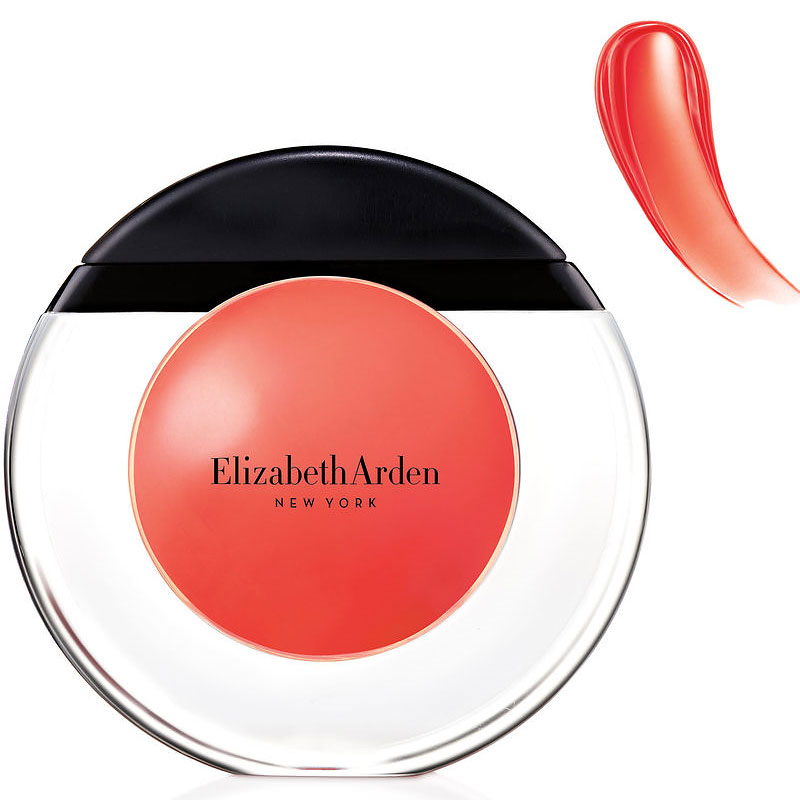 Elizabeth Arden Sheer Kiss Lip Oil - Coral Caress