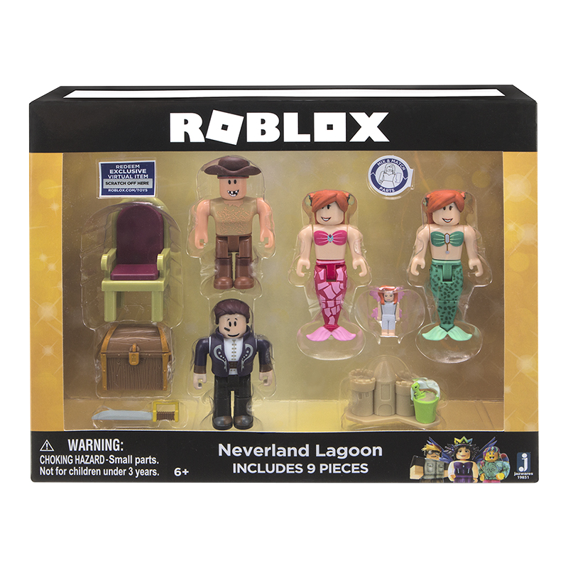 Roblox Celebrity - 4 Figure - Assorted