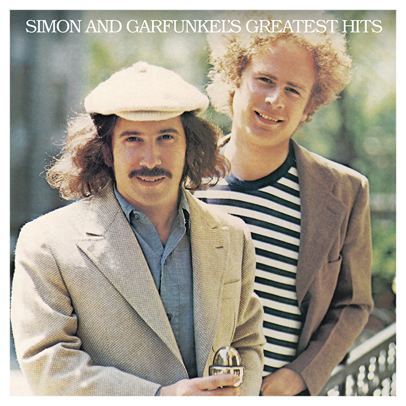 Simon and Garfunkel - Simon and Garfunkel's Greatest Hits - CD