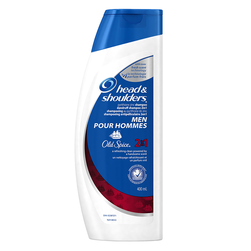 Head & Shoulders Men Old Spice 2-in-1 - 420ml