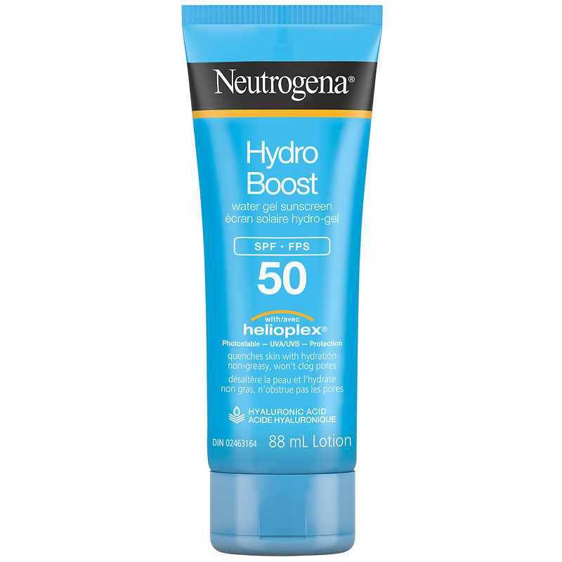 Neutrogena Hydro Boost Water Gel Sunscreen - SPF 30 - 88ml