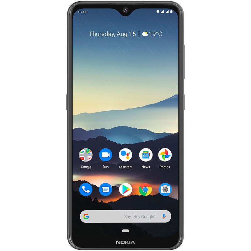 Nokia 7.2 Unlocked Smartphone - Charcoal - NKP0072CH