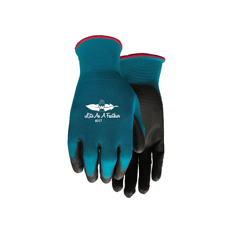 Watson Lite as a Feather Gloves - Teal - Small