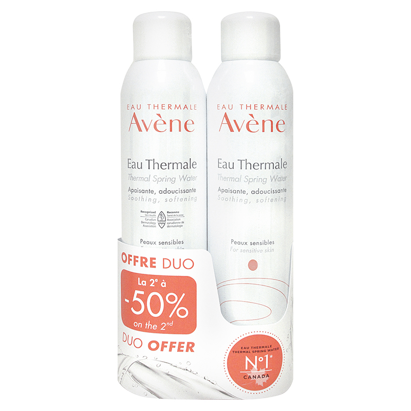 Avene Thermal Spring Water Spray Duo - 2x150ml