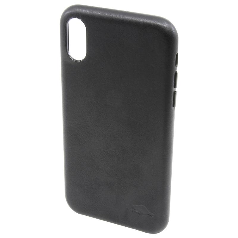 designer fashion be7b2 99a97 Roots Slim Folio Case for iPhone Xr - Black - RFIP61B