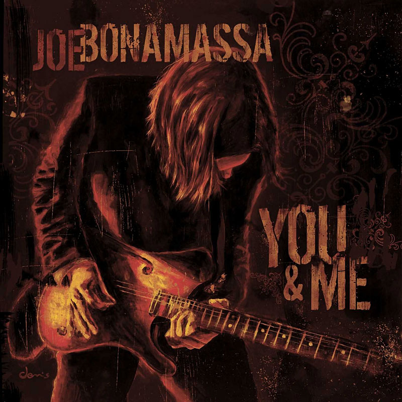 Joe Bonamassa - You And Me - 2 LP Vinyl