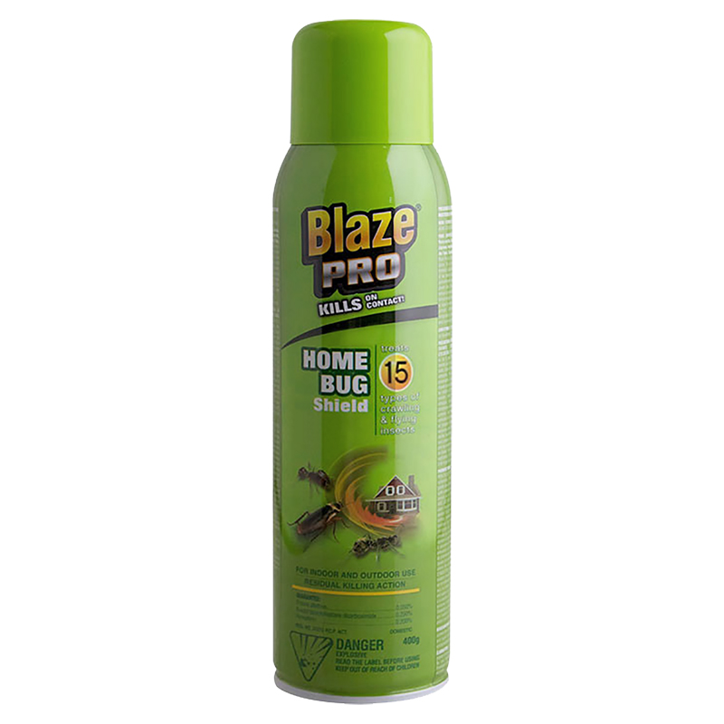 Blaze Pro Home Bug Shield
