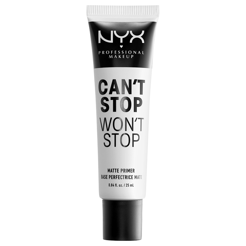 NYX Professional Makeup Can't Stop Won't Stop Matte Primer