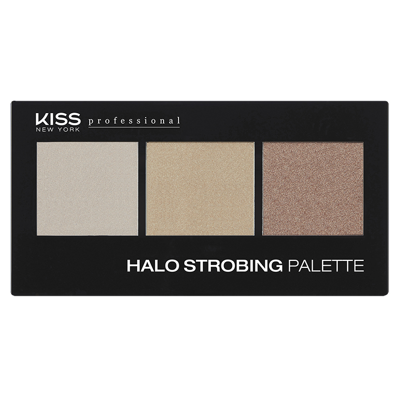 Kiss Pro Halo Strobing Palette - Light