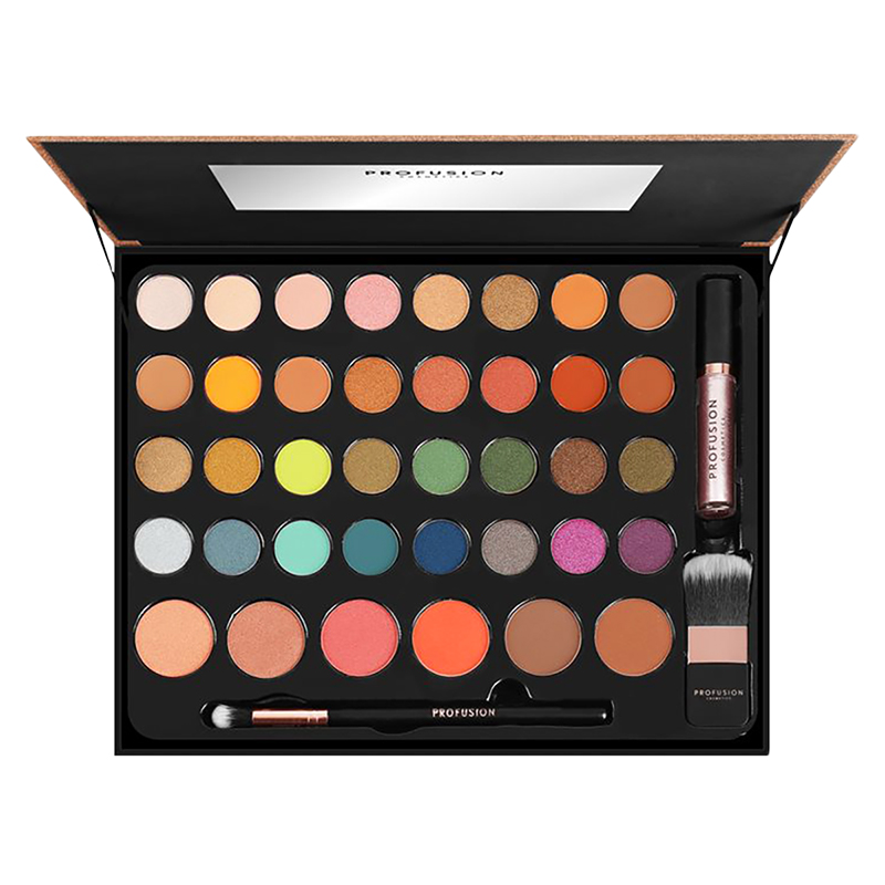 Profusion Cosmetics Beauty Chest Make-Up Set