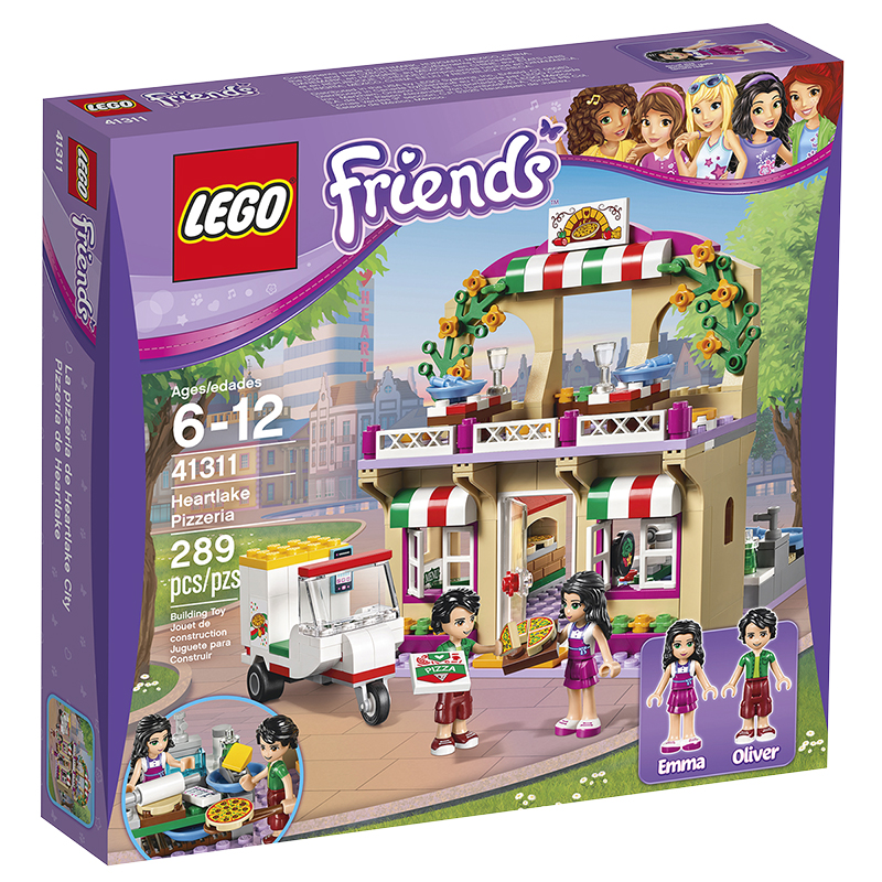 LEGO® Friends - Heartlake Pizzeria