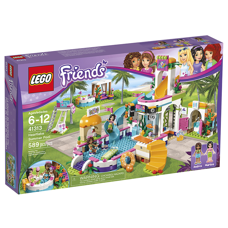 LEGO® Friends - Heartlake Summer Pool