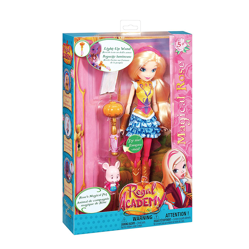 Regal Academy Training Doll - Assorted