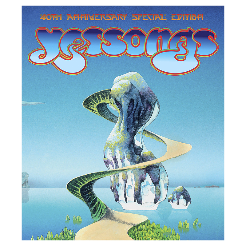 Yes - Yessongs - Blu-ray