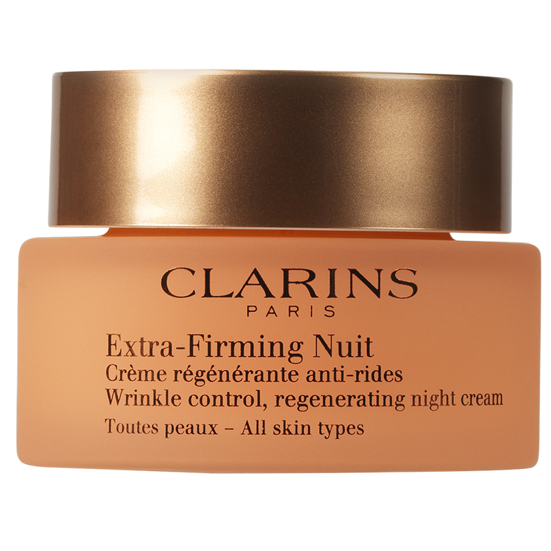 Clarins Extra-Firming Nuit Night Cream for All Skin Types - 50ml