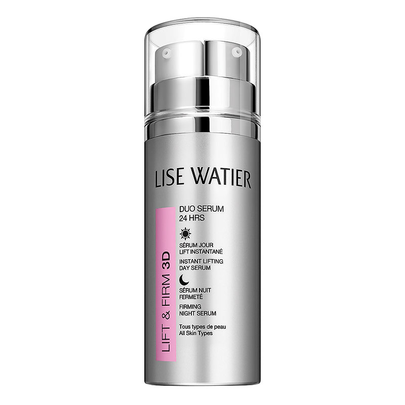Lise Watier Lift & Firm 3D Duo Serum 24 Hrs - 40ml