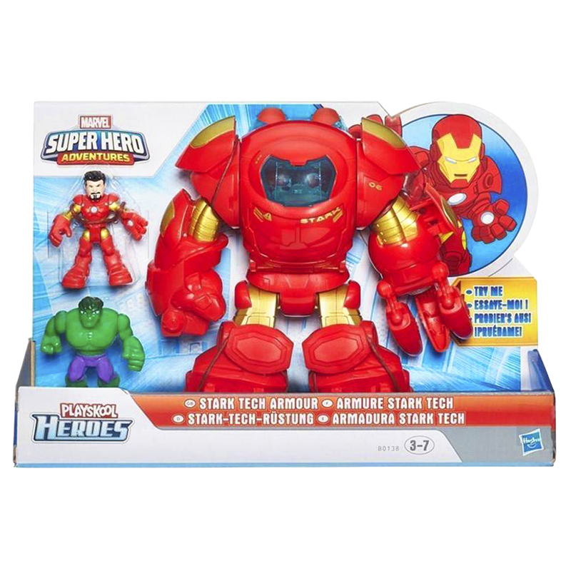 Playskool Heroes Marvel Super Hero Adventures - Assorted